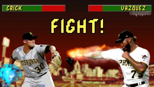 Mortal Kombat – Crick vs. Vazquez