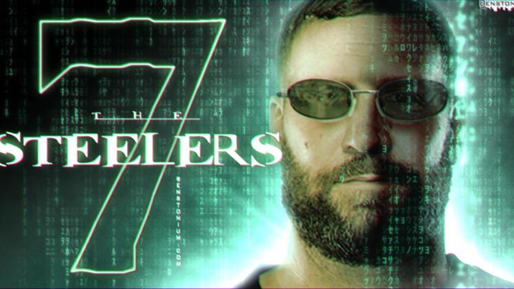Matrix – Big Ben Poster