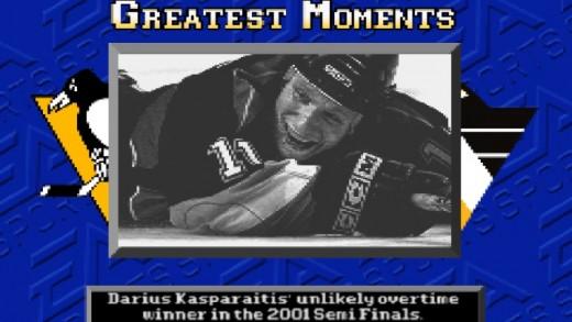 NHL '94 – Darius Kasparaitis Goal 2001