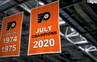 Flyers Banner – July Champs