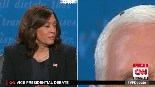 Fly Responds in Vice Presidential Debate