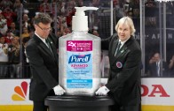 Stanley Cup Presentation – Purell
