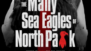 Many Sea Eagles of North Park