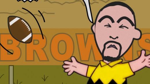 "Charlie Batch vs Browns / ""Good Grief"""