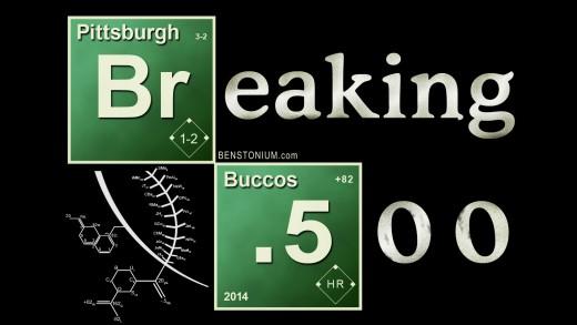 Breaking .500