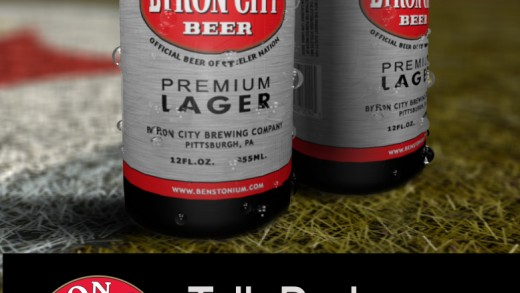 Byron Leftwich Beer Ad