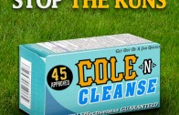 Cole N Cleanse Ad