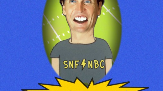 "Cris Collinsworth is ""Butthead"""