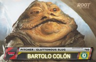 Player Shot – Bartolo Colon