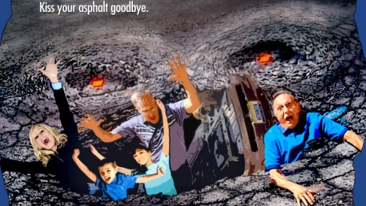 "Yinzer Goosebumps – ""The Pothole Ate My Family"""