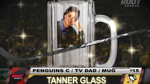 Player Shot – Tanner Glass