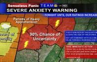 Honest Weather Map – Thunderstorm