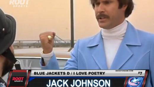 Player Shot – Jack Johnson