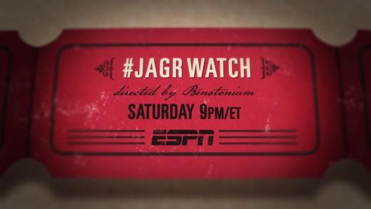 30 For 30 – #JagrWatch