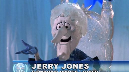 Player Shot – Jerry Jones