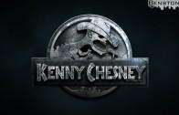 """Kenny Chesney / """"Jurassic World"""" Logo"""