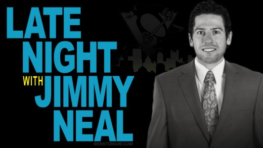 Late Night with Jimmy Neal