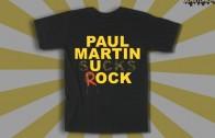 Paul Martin U Rock T-Shirt
