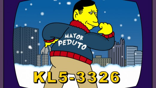 Mayor Peduto / Mr. Plow