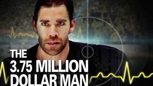 3.75 Million Dollar Man / Pascal Dupuis
