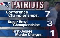 Patriots Murder Stats