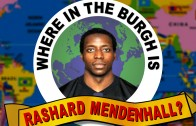 Where in the World is Rashard Mendenhall?