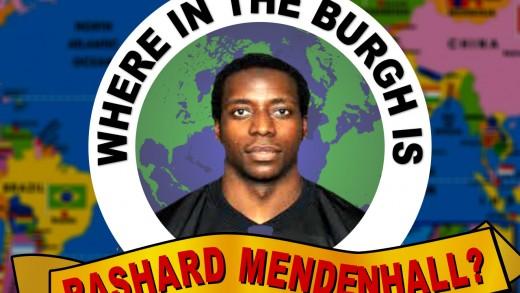 Where in the World is Rashard Mendenhall?