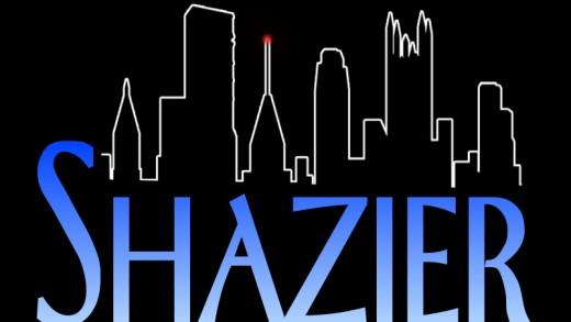 Shazier / Frasier Logo