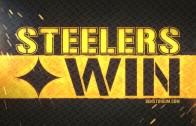 Steelers Win