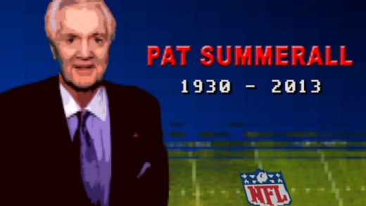 Pat Summerall / Madden Tribute