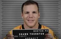 Shawn Thornton Mugshot