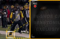 Coach Tomlin In-Shoe Cam