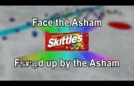 Arron Asham Skittles Commercial