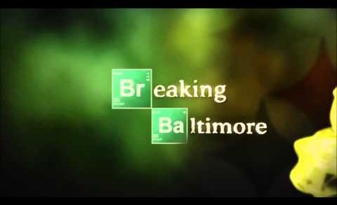 Breaking Baltimore | Pittsburgh Steelers vs. Ravens Pump-Up Video [Breaking Bad]