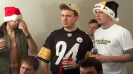 """Coors Light Parody:  Mike Tomlin and """"The Santa Claus"""""""