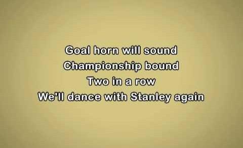 """Dahn at the 'Rena"" — 2010 Pittsburgh Penguins Parody Song"