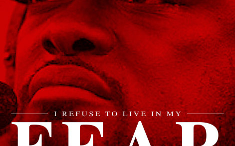 "Coach Tomlin – ""Fear"" Book Cover"