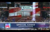 Hologram Ronald Reagan @ 2012 Republican National Convention