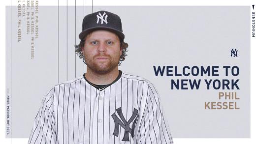 Kessel to the Yankees