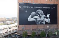 Cleveland Browns – LeBron Banner