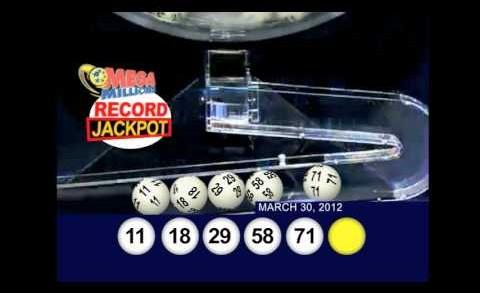 Mega Millions Jackpot Lottery [Pittsburgh Penguins Version]