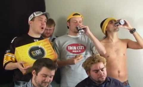 """Mike Tomlin and Iron City Parody — """"Steelers For Sale"""""""