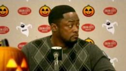 Mike Tomlin / Iron City Halloween Press Conference Parody