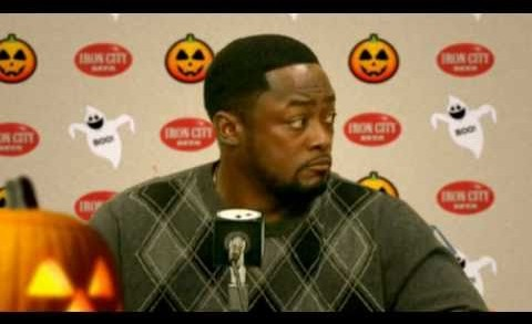 Mike Tomlin / Iron City Halloween Press Conference Parody