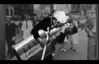 NHL Lockout is Over — World War II Parody News Reel