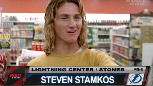 Player Shot – Steven Stamkos