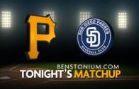 Buccos vs. San Diego Padres, Series Preview