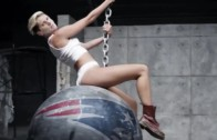 Miley Cyrus – Wrecking Ball (Tom Brady Edition)