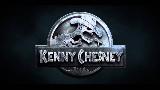 "Kenny Chesney Concert / ""Jurassic World"" Remix"
