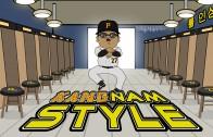 """""""Kang-nam Style"""" / Kang Poster"""